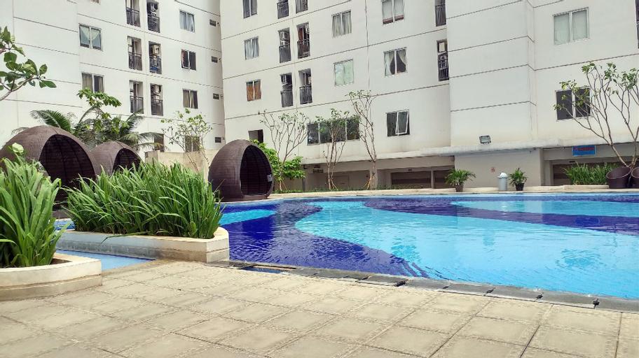 Best Deal 3BR Apartment @Bassura City By Travelio, East Jakarta