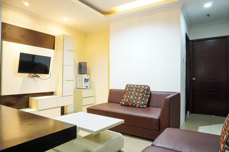 Spacious 3BR at Mangga Dua Residences By Travelio, Central Jakarta
