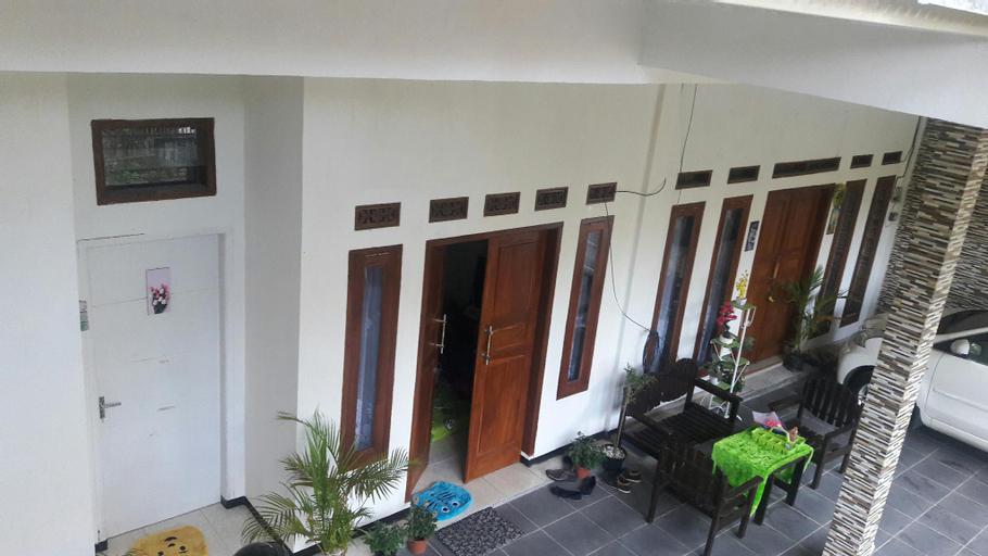 Homestay Anjas backpacker kamar ekonomis, Malang