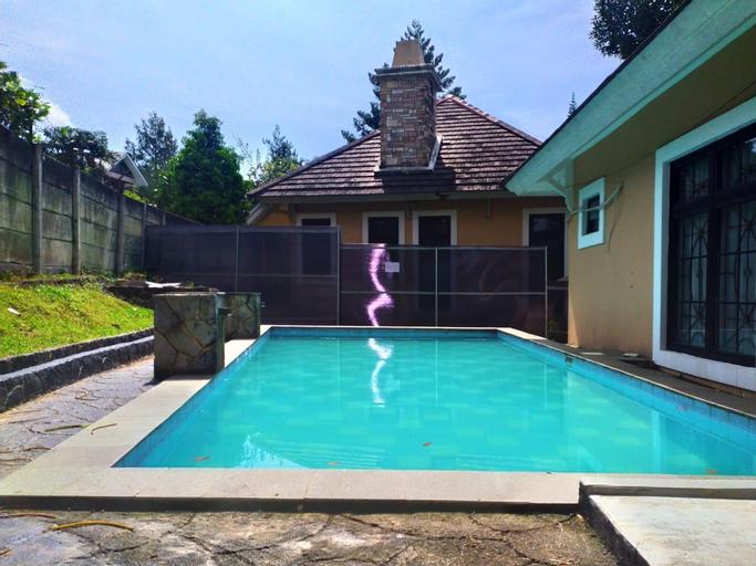 Villa Aljaz 801, Bogor