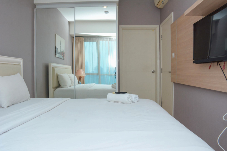 Homey and Cozy Stay 2BR at Casa Grande Apartment By Travelio, South Jakarta
