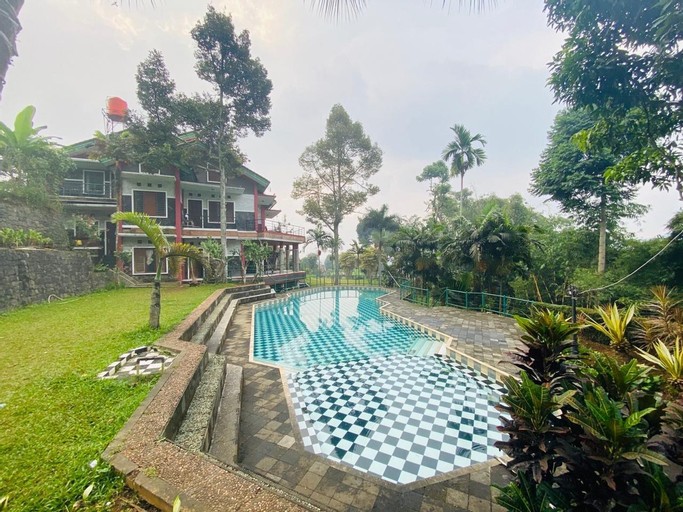 Villa Cindy, Kopo - Cisarua Puncak, Bogor