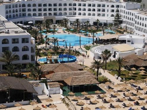 Vincci Nozha Beach, Hammamet