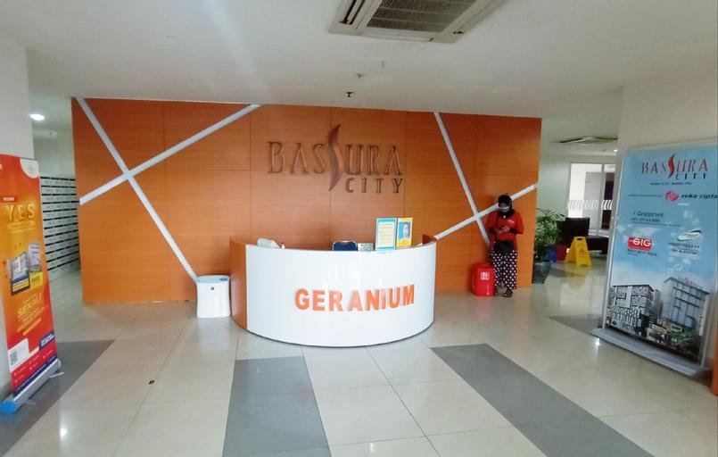 Spacious 2BRs @Bassura-G free Netflix & YouTube, East Jakarta