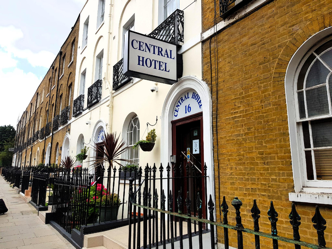 Central Hotel London, London
