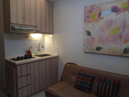 Apartment comfy 2 BR Scarlet, Central Jakarta