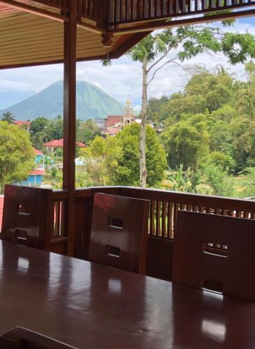 Villa Marion, Tomohon