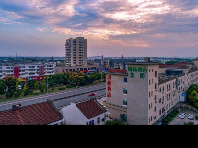 Shell Hotel Changshu Zhitang Food Mall, Suzhou