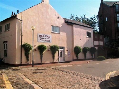 Mill Dam Guest House, North Tyneside