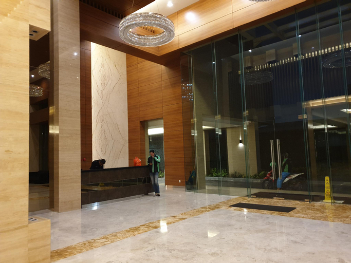 Cozy Room18 @ElpisResidence Kemayoran Sunrise View, Central Jakarta