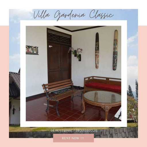 Disewakan Villa Gardenia Harian dan Bulanan, Bogor