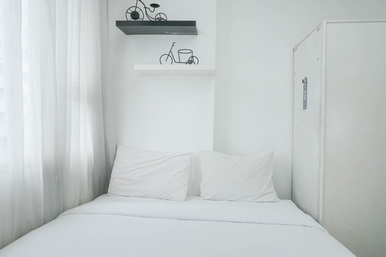 Cozy Stay 2BR Menteng Square Apartment By Travelio, Central Jakarta