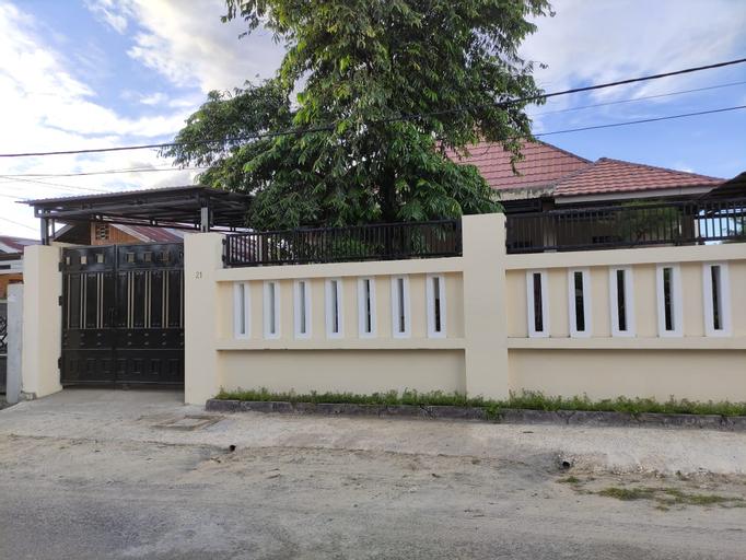 Al Baroqah Homestay, Palu