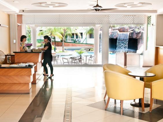 Lone Pine Resort, Penang Island