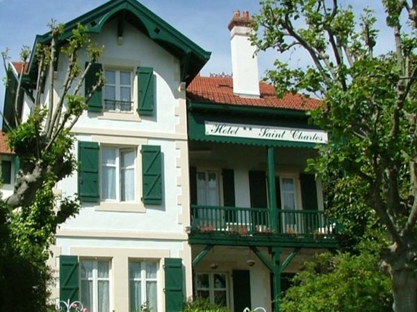 Saint Charles Hotel & Coliving Biarritz, Pyrénées-Atlantiques