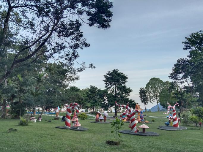 Glamping @ Tawangmangu Wonder Park, Karanganyar