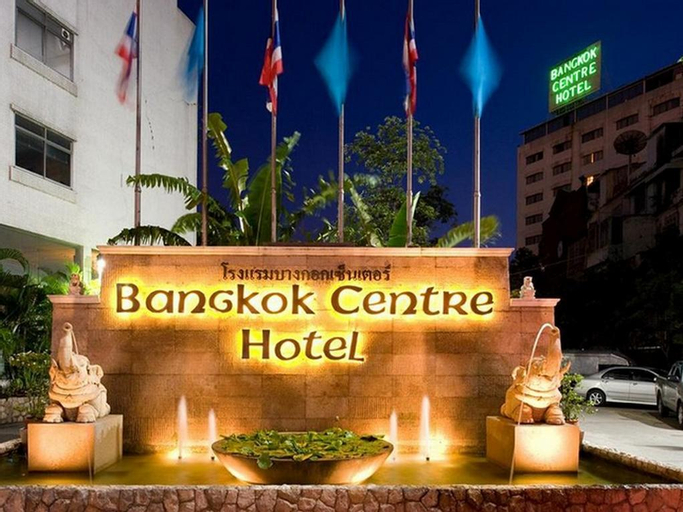 Bangkok Centre Hotel, Khlong San