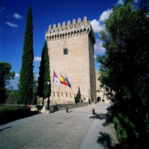 Parador de Alarcon, Cuenca
