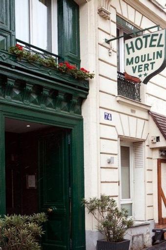 Moulin Vert Hotel, Paris