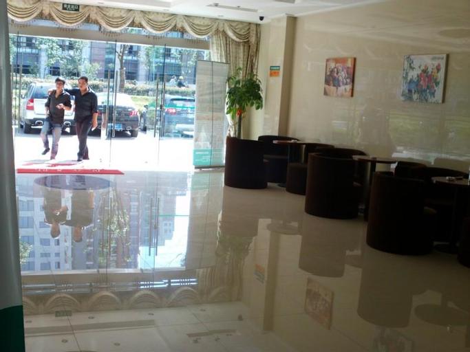 GreenTree Inn Changzhou Jinghu High-speed Rail North Station Global Dinosaur City Hotel, Changzhou