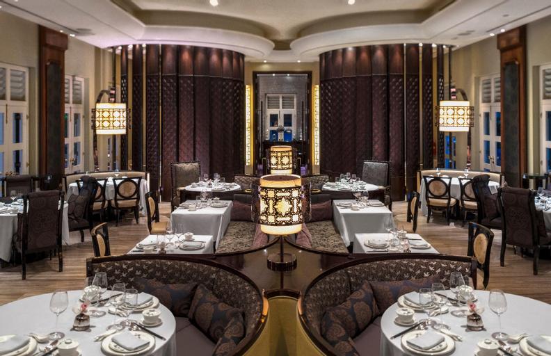 Capella Singapore Hotel, Singapura