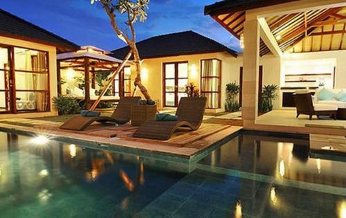 Arama Riverside Villas, Badung