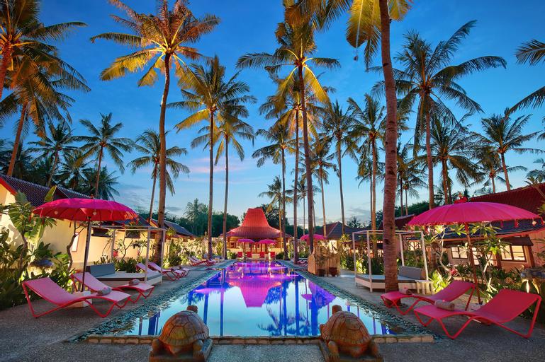 PinkCoco Gili Air, Lombok