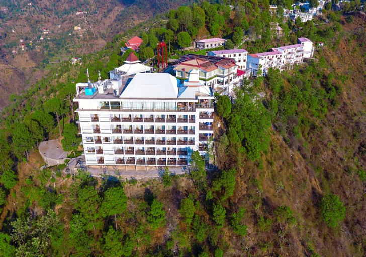 Timber Trail Heights and Terraces, Solan