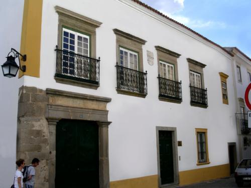Casa De S. Tiago, Évora