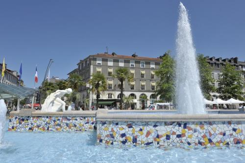 Hotel Le Bourbon Pau Centre, Pyrénées-Atlantiques
