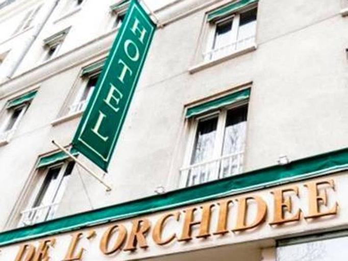Hotel de l'Orchidee, Paris
