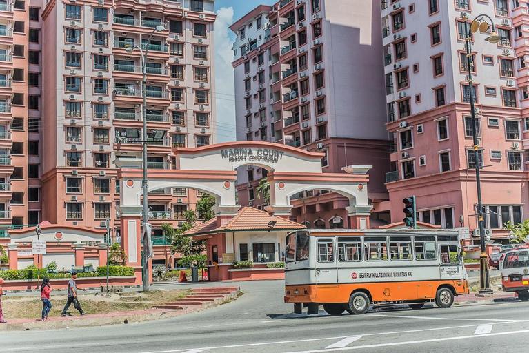 Marina Travellers Suite @ Marina Court Resort Condo, Kota Kinabalu