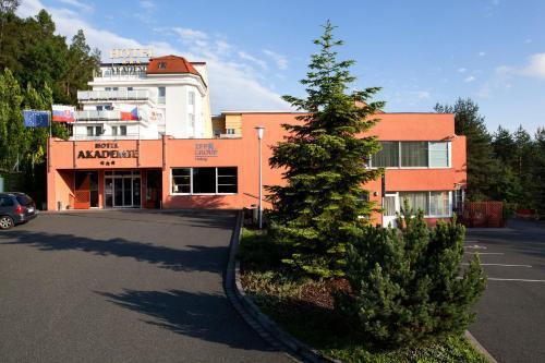 Hotel Akademie, Benešov