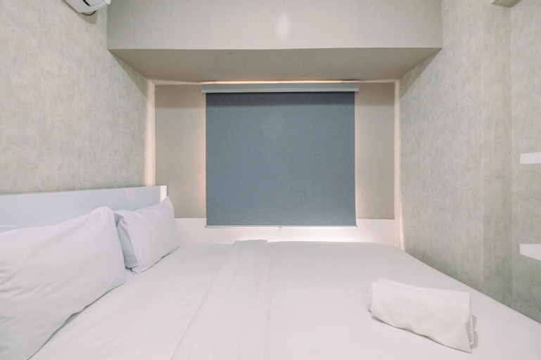 Homey and Simply 2BR Apartment at Cinere Resort By Travelio, Depok