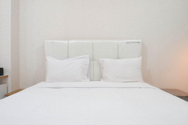 Delightful Luxurious Studio Apartment Connected to Pakuwon Mall at Supermall Mansion By Travelio, Surabaya