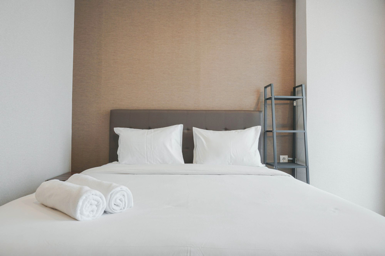 Stunning and Good Location Studio at Menteng Park Apartment By Travelio, Central Jakarta