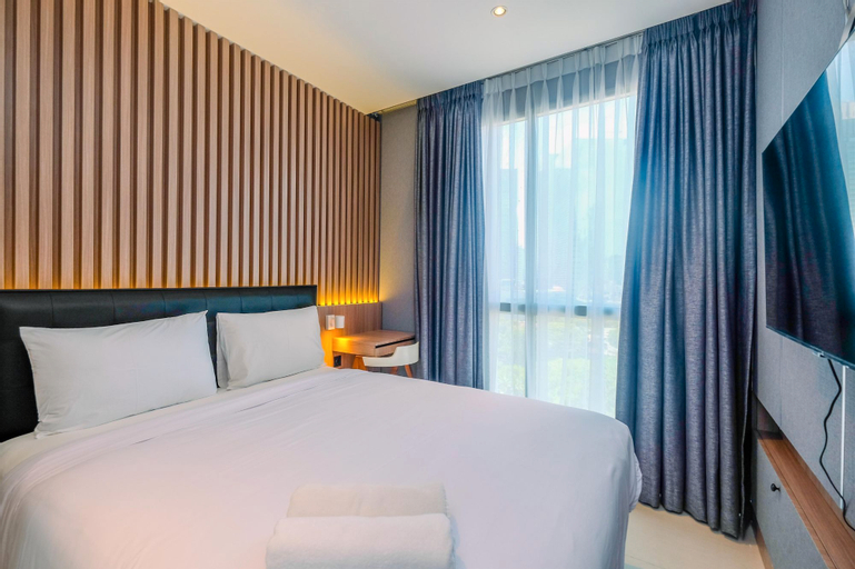 Fabulous 1BR Apartment at The Newton Ciputra World 2 By Travelio, South Jakarta