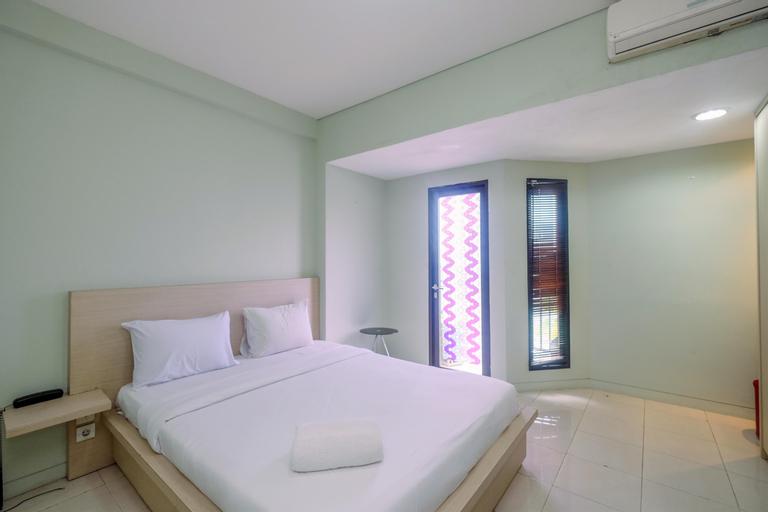 Cozy and Simply Studio at Tamansari Sudirman Apartment By Travelio, South Jakarta