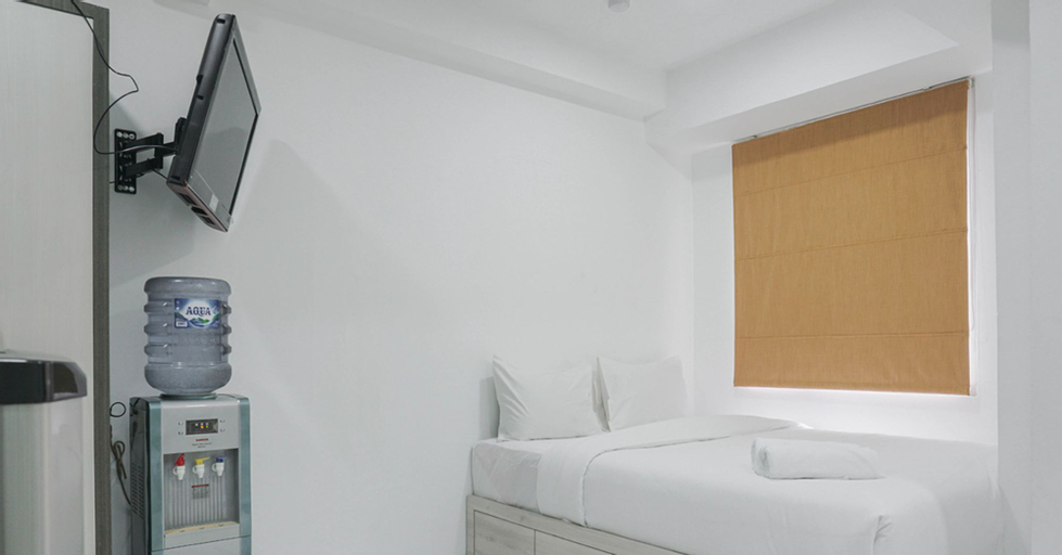 Comfort Studio at Menteng Square Apartment By Travelio, Central Jakarta