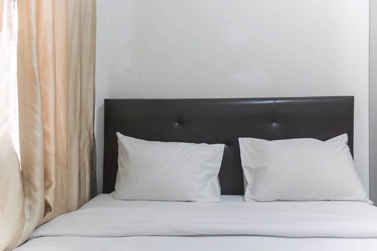 Homey and Comfy 2BR at Green Pramuka City Apartment By Travelio, Central Jakarta