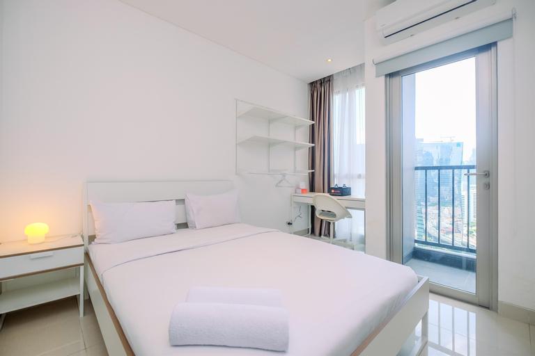 Fabulous Studio Apartment at The Newton Ciputra World 2 By Travelio, South Jakarta
