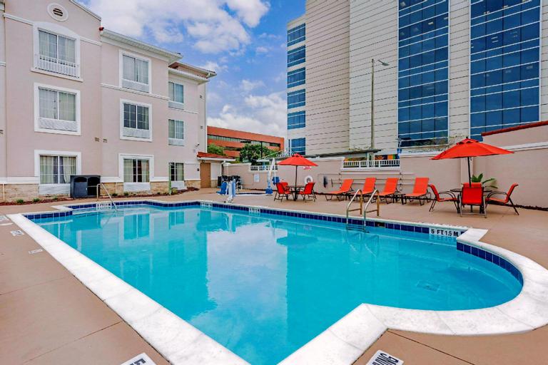 Comfort Inn Downtown Orlando, Orange