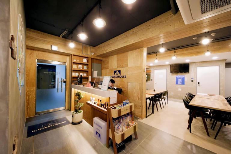 K Guesthouse Seomyeon, Busanjin