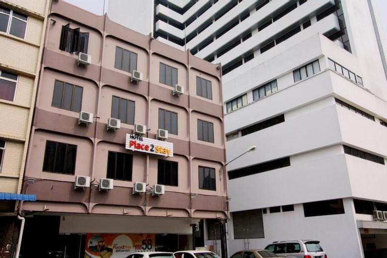 Place2Stay @ Riverside, Kuching