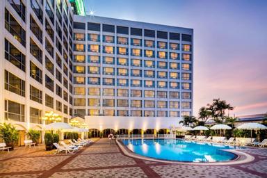 Bangkok Palace Hotel, ratchathewi
