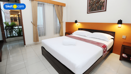 Hotel Puri Pangeran, yogyakarta