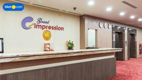 Grand Impression Hotel Medan, medan