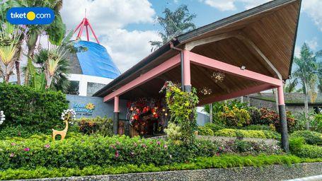 Klub Bunga Butik Resort, malang