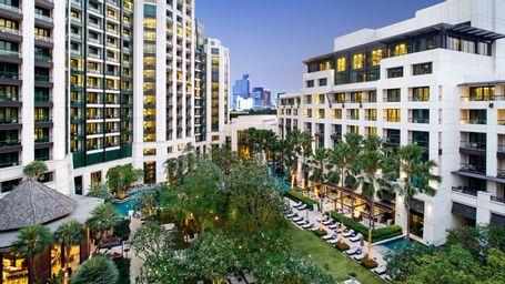 Siam Kempinski Hotel Bangkok, ratchathewi