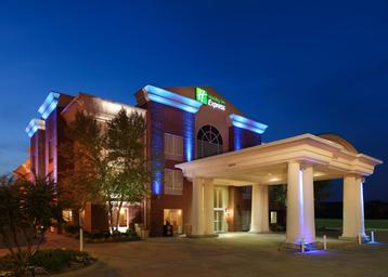 Holiday Inn Express Fort Smith Executive Park, sebastian
